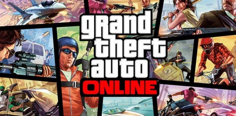 Grand Theft Auto Online sigue incrementando jugadores activos cada semana