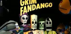 Grim Fandango Remastered llega hoy a Nintendo Switch de manera inesperada