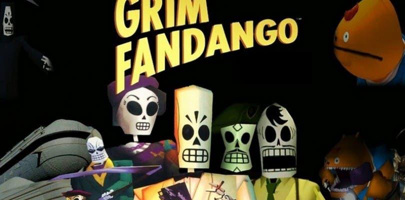Este es el tráiler de lanzamiento de Grim Fandango Remastered