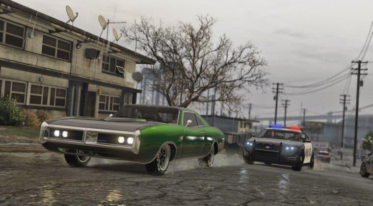 Imagen de Comparación de Grand Theft Auto V muestra grandes mejoras en la nueva generación