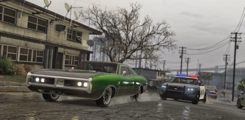 Comparación de Grand Theft Auto V muestra grandes mejoras en la nueva generación