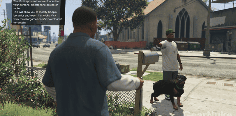 Ya disponible el parche 1.03 para GTA V de Xbox One y PlayStation 4