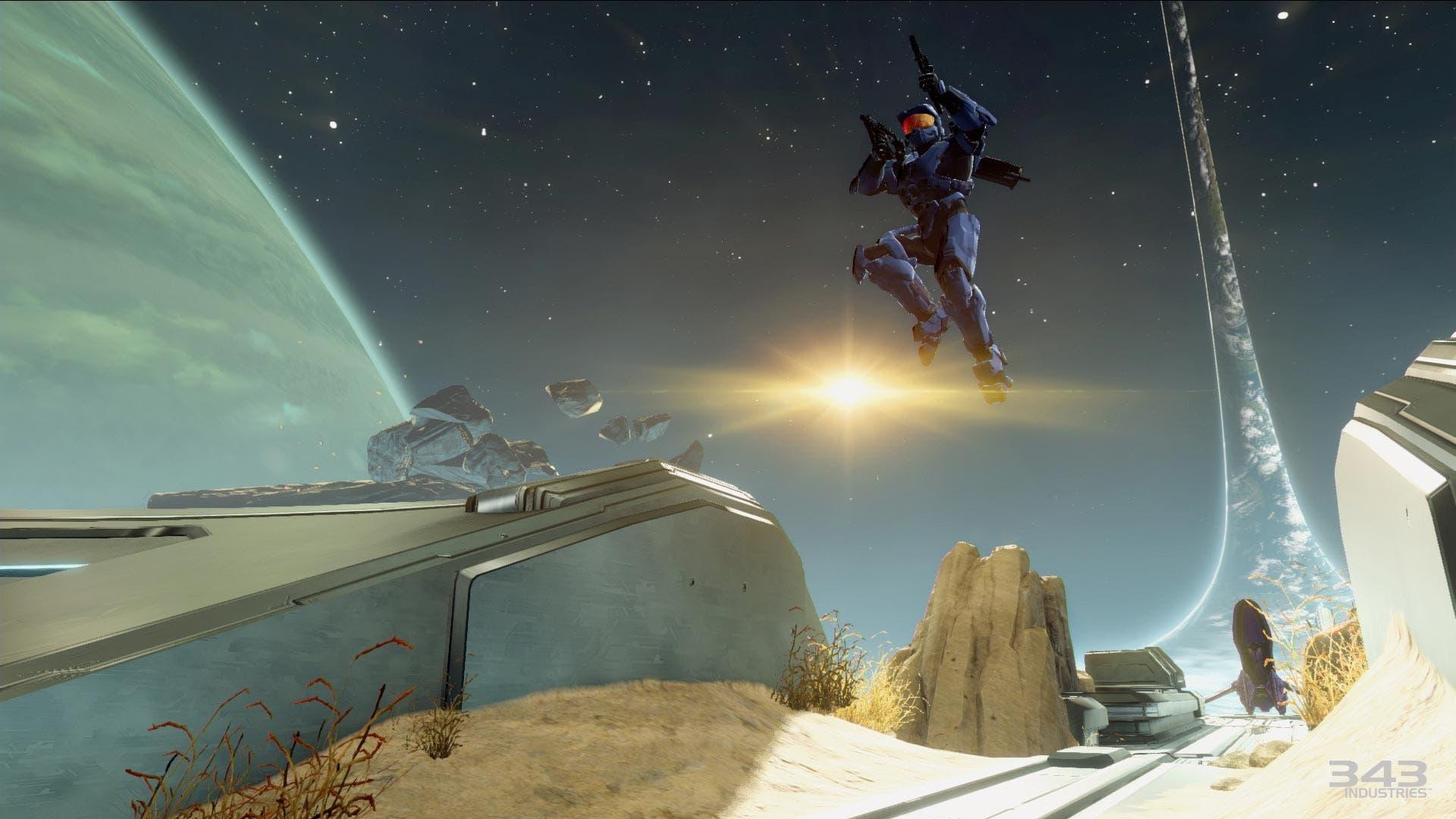 Halo: The Master Chief Collection o 'como lanzar un juego roto' 1