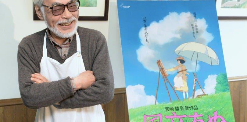 Hayao Miyazaki viajará este sábado a Los Ángeles para recibir un Óscar honorífico