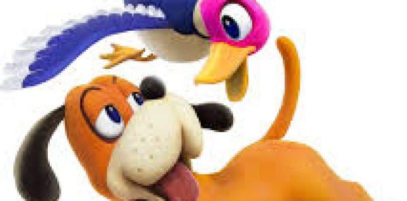 Se confirma el personaje de Duck Hunt en Super Smash Bros