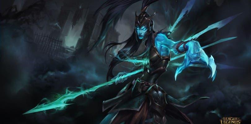 Kalista, la nueva campeona de League of Legends, ya está disponible