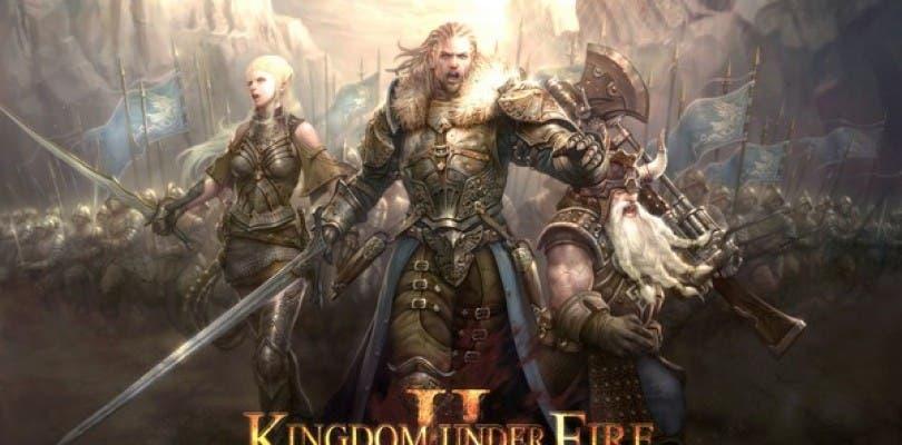 Kingdom Under Fire II se muestra en un nuevo vídeo