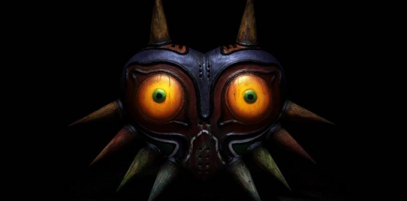 Eiji Aonuma se enfrenta a un minijuego de The Legend of Zelda: Majora's Mask 3D