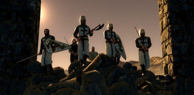 Melee: Battlegrounds comienza su campaña en Kickstarter