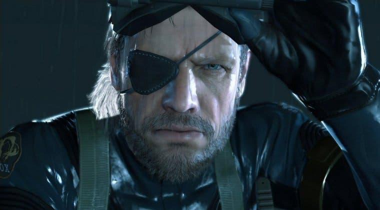 Imagen de Metal Gear Solid V: Ground Zeroes destaca por sus características técnicas