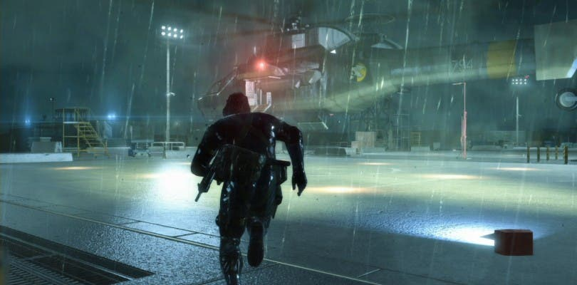 Llegan los requisitos de Metal Gear Solid V: Ground Zeroes para PC
