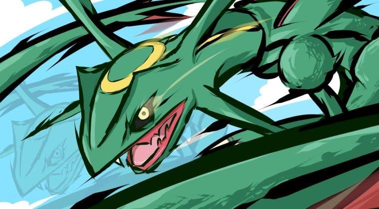 Imagen de Cómo capturar a todos los Pokémon legendarios de Pokémon Rubi Omega y Zafiro Alfa