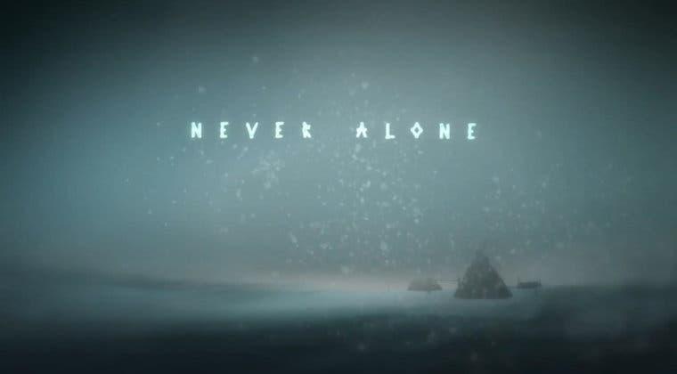 Imagen de Adéntrate en el norte de Alaska con el tráiler de lanzamiento de Never Alone