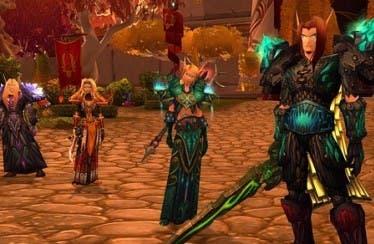 Así sería World of Warcraft con Unreal Engine 4