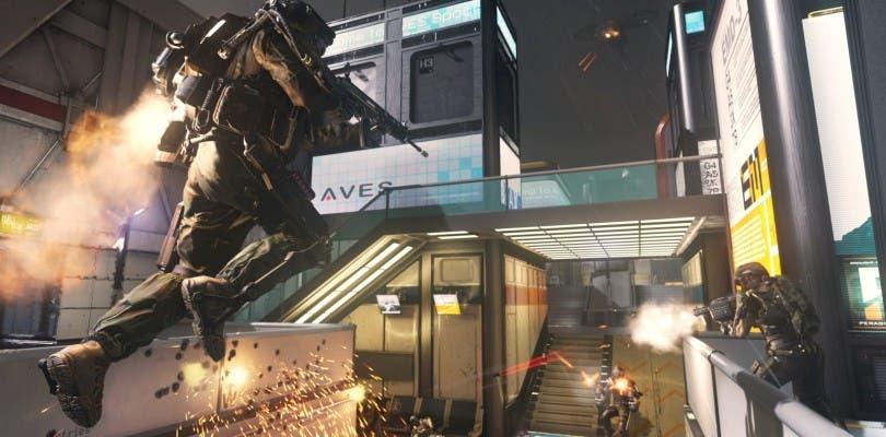 Call of Duty: Advanced Warfare no permite la opción Share Play en PlayStation 4