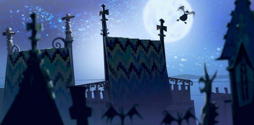 Rayman Legends podría haber tenido una fase en el Castillo de Dracula
