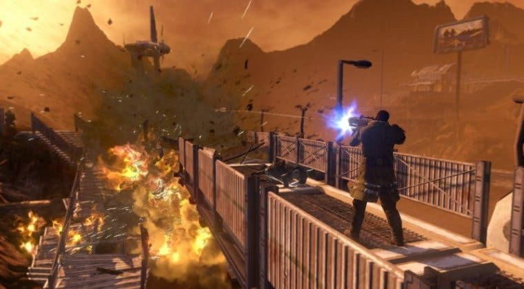 Imagen de Red Faction: Guerrilla comienza la beta pública de Steamworks