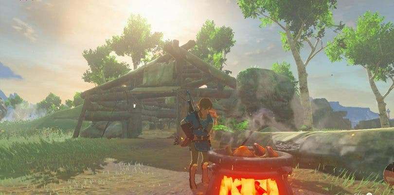 Nuevo clip de The Legend of Zelda: Breath of the Wild