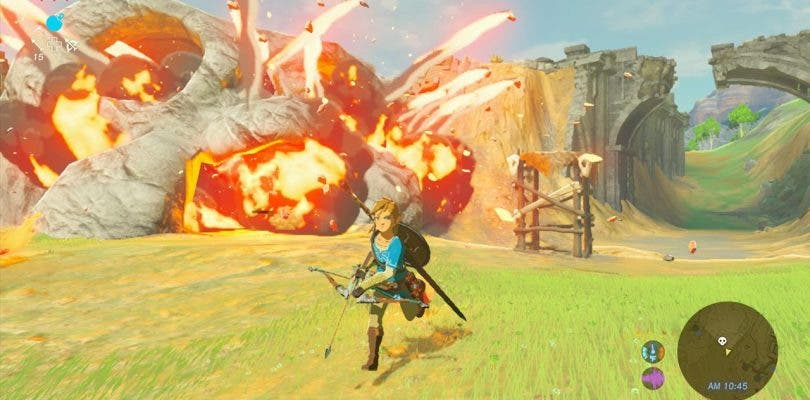 Ya se conoce lo que ocupará The Legend of Zelda: Breath of the Wild