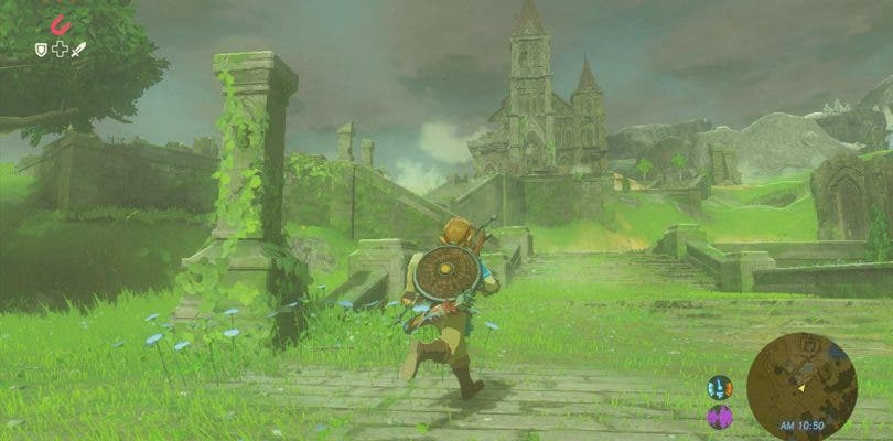 The Legend of Zelda: Breath of the Wild nos muestra sus runas