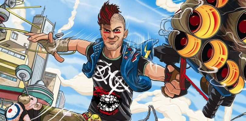 Sunset Overdrive quiere que lo compres
