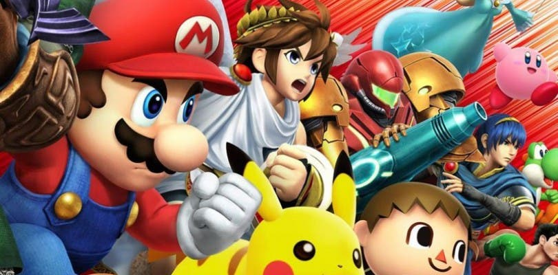 Sony Pictures podría estar interesada en una película de Super Smash Bros.