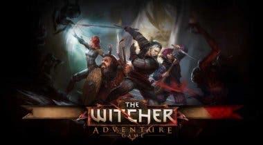 Imagen de CD Projekt RED presenta el tutorial de The Witcher Adventure Game
