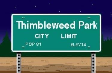 Thimbleweed Park presenta a uno de sus personajes protagonistas