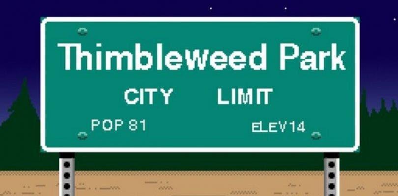 Thimbleweed Park es lo nuevo de los creadores de Maniac Mansion