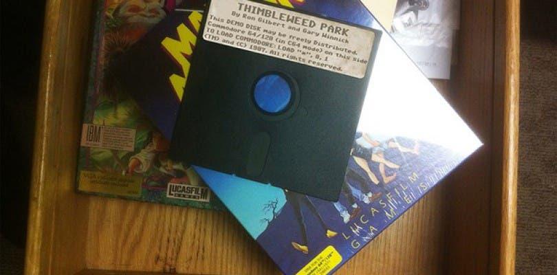 Thimbleweed Park ha alcanzado su meta en Kickstarter