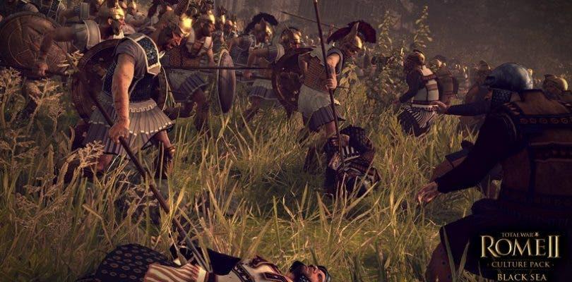 Llega nuevo contenido descargable para Total War: Rome II