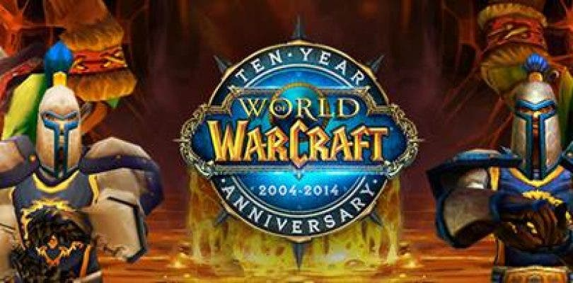 El día 23 de noviembre World of Warcraft cumplirá 10 años