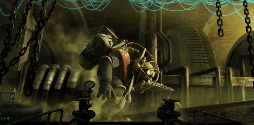 Así lucían los artes conceptuales de la película cancelada de Bioshock