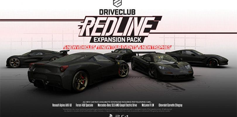 Primer vistazo a los coches de la primera expansión de DriveClub