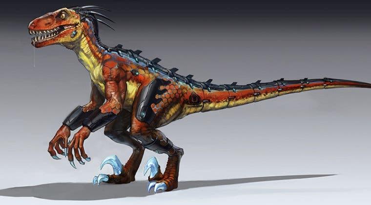 Imagen de El próximo personaje de Killer Instinct será un dinosaurio cibernético