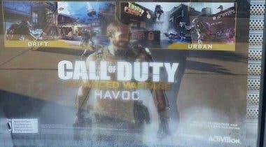 Imagen de Un póster promocional revela nuevas características del DLC Havoc de Call of Duty Advanced Warfare