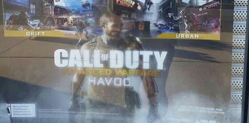 Un póster promocional revela nuevas características del DLC Havoc de Call of Duty Advanced Warfare