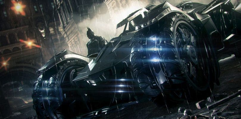Nuevo gameplay de 7 minutos de Batman Arkham Knight