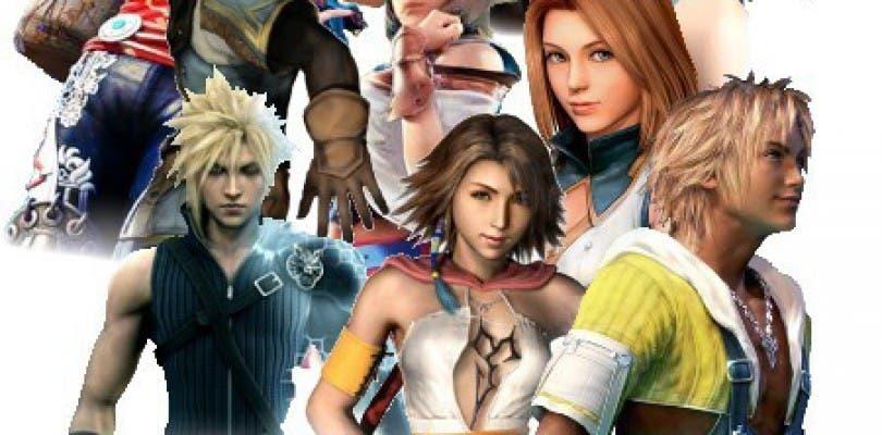 Todos los Final Fantasy principales podrían llegar a PlayStation 4