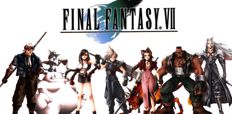 Final Fantasy VII llegará a PlayStation 4