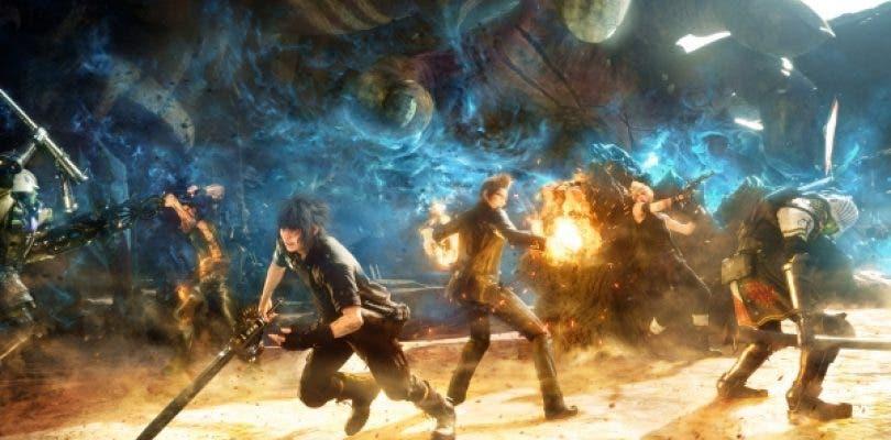 Final Fantasy XV tendrá un parche de lanzamiento