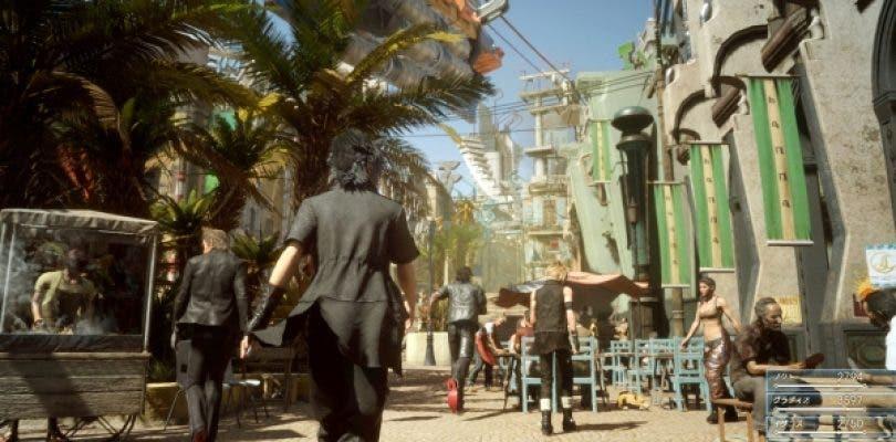 Square Enix está trabajando con Avalanche Studios para la creación de Final Fantasy XV