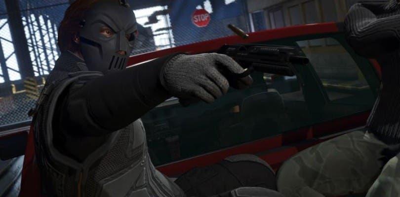 Se muestran los atracos de Grand Theft Auto V en un tráiler