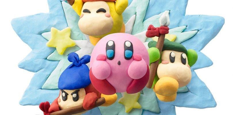 Nuevas imágenes de Kirby & The Rainbow Curse aparecen en amazon