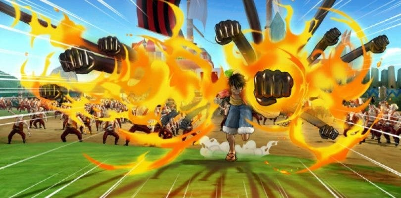 Cuatro nuevos vídeos de One Piece Pirate Warriors 3