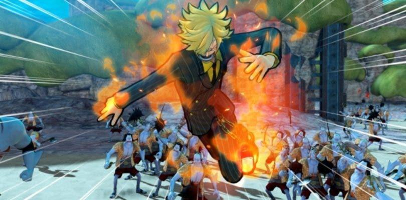 Usopp, Aokiji, Rob Lucci y Sanji en los nuevos tráilers de One Piece: Pirate Warriors 3
