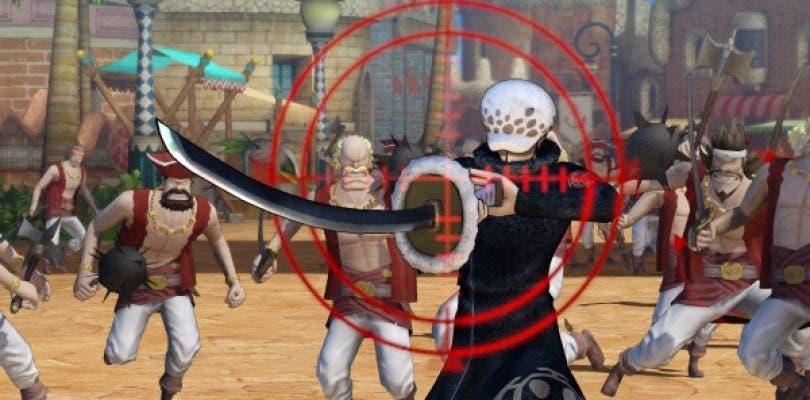 Sexto tráiler de One Piece: Pirate Warriors 3
