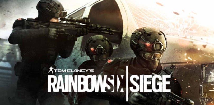 Rainbow Six Siege llegaría durante el mes de octubre