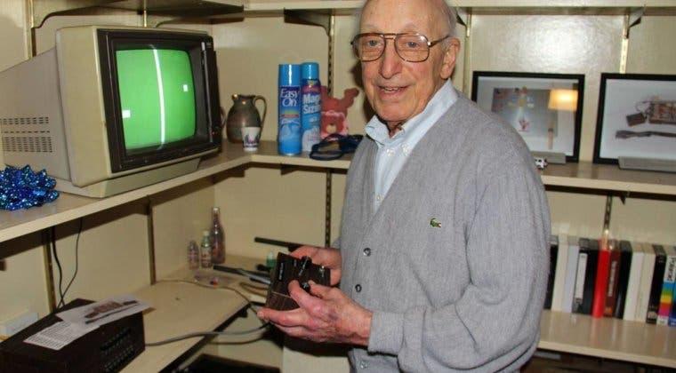 Imagen de Fallece Ralph Baer, el padre de los videojuegos