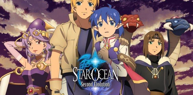 Star Ocean: Second Evolution también llegará a PlayStation 4